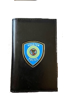 Harris County Sheriff Office Notebook and Wallet