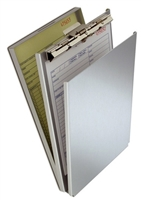 Saunders A-Holder - 8 1/2'' x 12'' x 3/8'' Clipboard - Model 10017