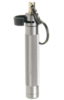 ASP Key Defender Pepper Spray - Pewter