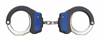 ASP Ultra Chain Identifier Handcuffs- Blue (56001)