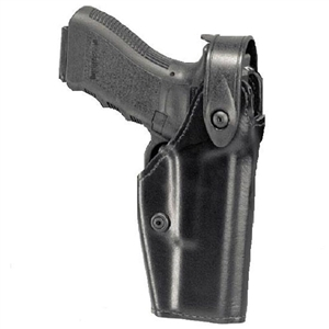 Safariland 6280 Level II Retention Duty Holster, Mid-Ride