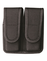 Bianchi Accumold Nylon Double Magazine Pouch - Model 7302