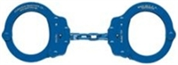 Peerless Standard Blue Handcuffs - Model 750