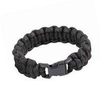 Paracord Bracelet - Black