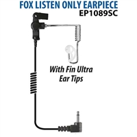 Fox Listen Only Earphone Set - EP1089SC
