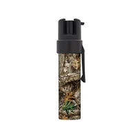 P-22-CAMO-02 Realtree Edge Pepper Spray With Attachment Clip