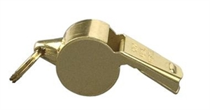 Brass Whistle