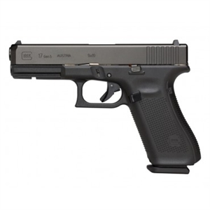 GLOCK 17 GEN 5 9MM AMGLO BOLD BLUE LABEL PROGRAM