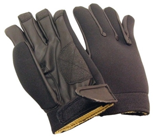 Armorflex Gloves -  Neoprene All Weather Kevlar® Lined Duty Gloves - PFU-2