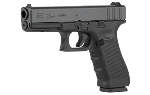GLOCK 22 GEN 4 W/ GLOCK NIGHT SIGHT (BLUE LABEL)