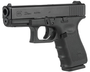 GLOCK 23 GEN 4 W/ FIXED SIGHT (BLUE LABEL)