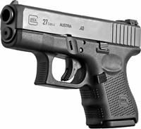 GLOCK 27 GEN 4 W/ GLOCK NIGHT SIGHT (BLUE LABEL)