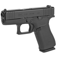 GLOCK 43X BLACK (BLUE LABEL)