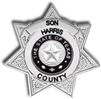 Harris County Sheriff's Office Family Badge