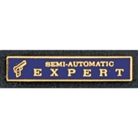 Blue & Gold Semi Automatic Expert Award Bar