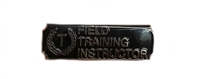 Field Training Instructor Award Bar