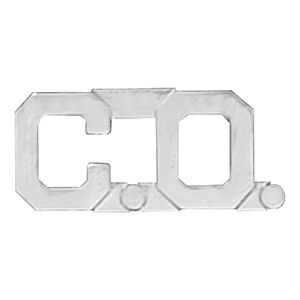 C.D. Collar Pins (Set of 2)