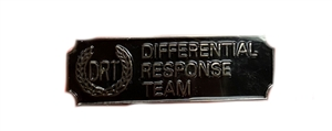 Differential Response Team Award Bar