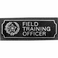 Field Training Officer Award Bar