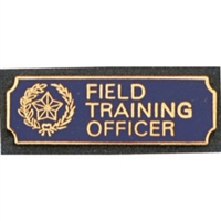 Vintage Field Training Officer Award  Bar