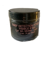 Thief Detection Powder Visible Stain (Black)