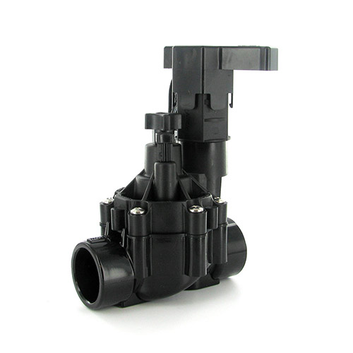 Rain Bird DVF-SS - DVF Series 1 inch Slip Inlet/Outlet Valve with Flow Control