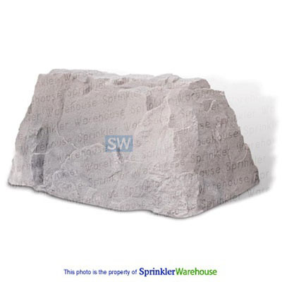 "Dekorra 110-FS-C3 - Non-Insulated Fieldstone Rectangular Rock Enclosure (39""L x 21""w x 21""H)"