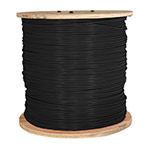 14-1-Black-2500 2500 ft 14 AWG Underground Wire