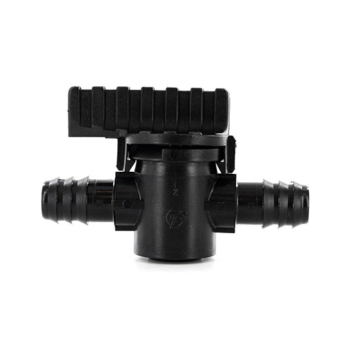 DIG 28-013 1/2 in. Barb .520 Inlet/Outlet Shut-Off Ball Valve (16 mm)