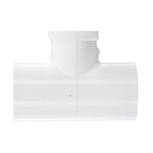 402-101 - PVC Combination Tees ¾ (slip) x ¾ (slip) x ½ (fpt)