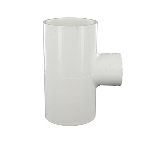 Spears 402-210 - 1-1/2 inch slip x 1-1/2 inch slip x 3/4 inch fpt PVC Combination Tee