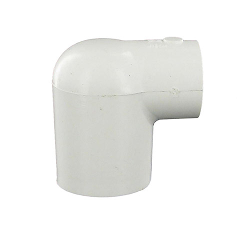Spears 406-131- 1inch slip x 3/4 inch slip PVC Reducing Elbow
