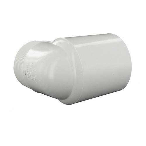 Spears 410-020 - 2 inch slip x 2 inch mpt PVC Street Elbow