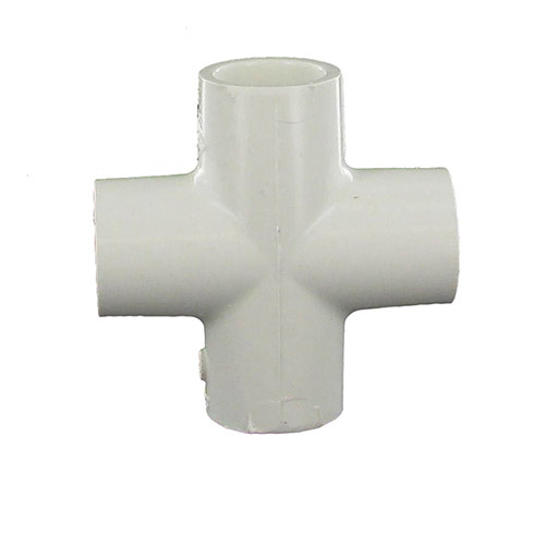 Spears 420-005 - 1/2 inch slip PVC Cross