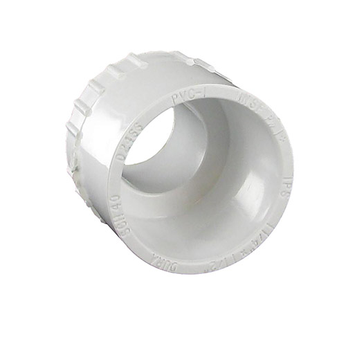 Dura 436-169 - 1-1/2 inch slip x 1-1/4 inch mpt PVC Male Adapter