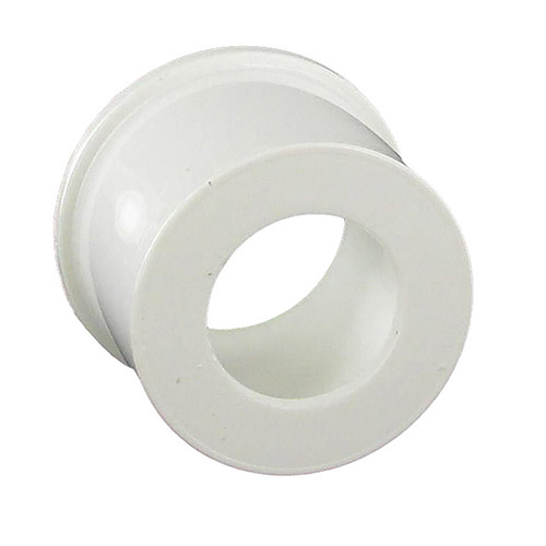Spears 437-211- 1-1/2 inch spigot x 1 inch slip PVC Reducing Bushing