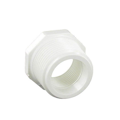 439-131 - PVC Threaded Reducing Bushing 1 (mpt) x 3/4 (fpt)