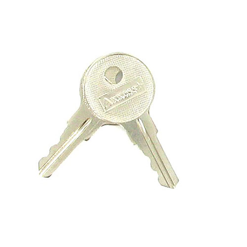 Weathermatic Controller Cabinet Keys - Set of 2