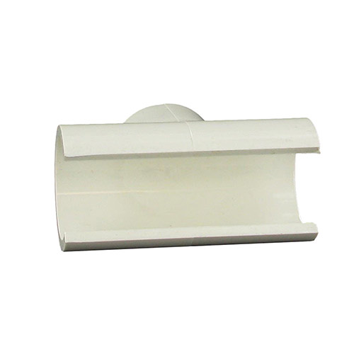 Spears 463-101- 3/4 inch x 1/2 inch slip PVC Snap Tee