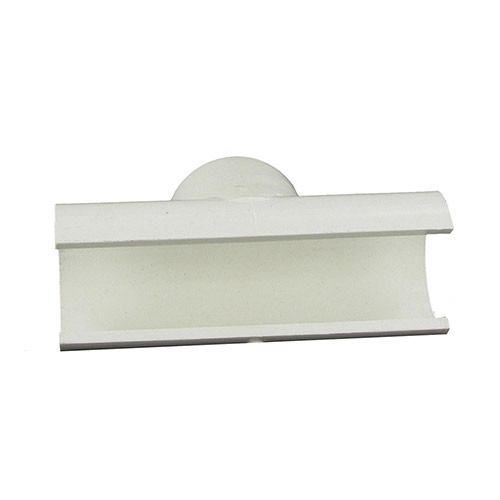 Dura 464-010 - 1 inch x 1 inch fpt PVC Snap Tee