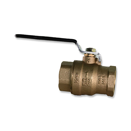 BBV-100 1 in Brass Ball Valves Threaded