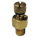 Universal Brass Bleed Screw