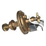 Champion CL-100-C 1 in. Automatic Actuator Yellow Brass