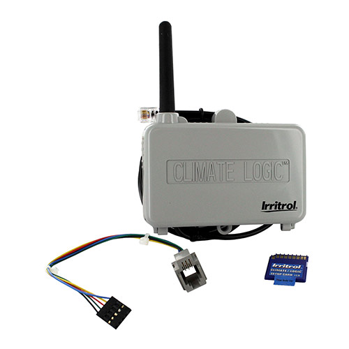 Irritrol CL-100-WIRELESS Climate Logic Wireless Weather Sensor System