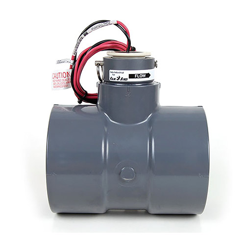 Rain Bird FS400P 4 in. PVC Tee Flow Sensor