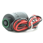 S1602 DC Solenoid 80cm Cable and Valves