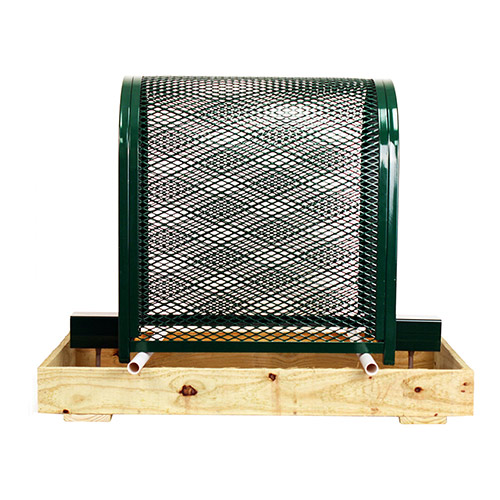 Gorilla Cage GC-1-Green Small Backflow Preventer Protection Enclosure