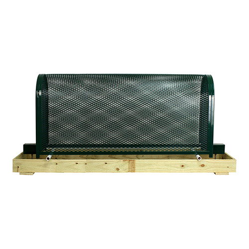 Gorilla Cage GC-4-Green XLarge Backflow Preventer Protection Enclosure
