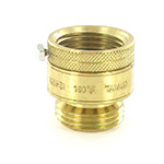 HEVB - Aqualine -  Brass 3/4 in. hose end vacuum breaker