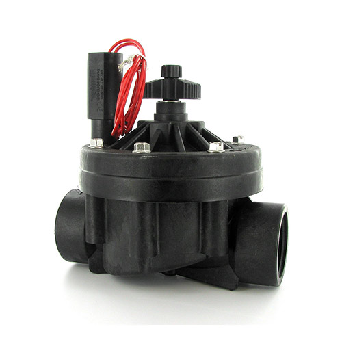 Hunter ICV-151GFS - ICV Series 1.5 inch Valve with Flow Control and Filter Sentry